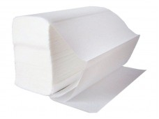 Бумажные полотенца Z-укладка