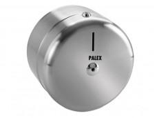 Диспенсер Palex для туалетной бумаги Джамбо с окошком METAL