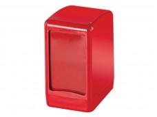 Диспенсер Palex для настольных салфеток (Красный)