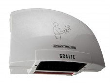 Сушилка для рук GRATTE 2001 (W)
