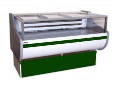 Холодильная витрина для салатов и шашлыка Leadbros 1.3S