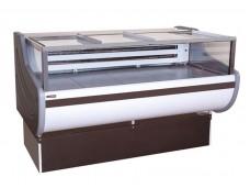 Холодильная витрина для салатов и шашлыка Leadbros 1.5S