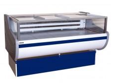 Холодильная витрина для салатов и шашлыка Leadbros 1.8S