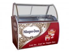 Морозильная витрина для мороженного 180 BM