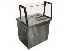 Аппарат для изготовления жареного мороженого KK-360F-1