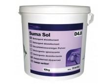 Дезинфицирующий чистящий порошок Suma Sol 4.8 (10 кг)