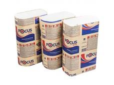 Бумажные полотенца FOCUS Extra Z-сложения