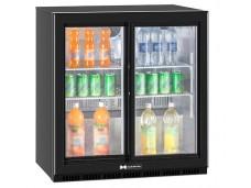 Шкаф среднетемпературный барный V=185л, HURAKAN HKN-DB205S