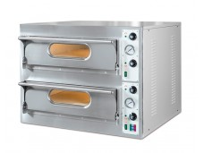 Печь для пиццы электрическая Resto Italia на 8 пицц диаметр 33 см