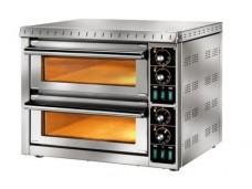 Печь для пиццы электрическая Resto Italia на 8 пицц диаметр 36 см