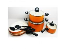 Набор кастрюль и сковород Beefit Т-10 (только оптом)